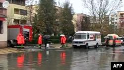 Shqipëri: Përkeqësohet situata e përmbytjes në Shkodër