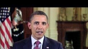 President Obama addresses VOA on its 70th anniversary