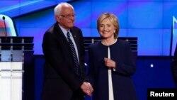 """""""Lo que hizo Hillary Clinton esta semana es afianzar su liderazgo político"""", según explicó al analista Israel Ortega en conversación con la VOA."""