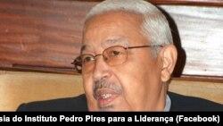 Pedro Pires, antigo Presidente e primeiro-ministro de Cabo Verde