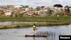 Wabah pes melanda negara pulau Madagaskar setiap tahun (foto: ilustrasi).