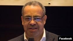 Carlos Rosado de Carvalho, economista angolano