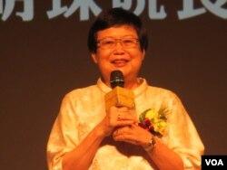 台湾国立故宫博物院院长冯明珠