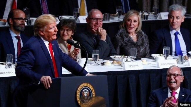 列反弹劾四大要点 共和党人将大力为总统辩护