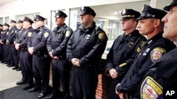 U 2010. na dužnosti poginulo 160 američkih policajaca