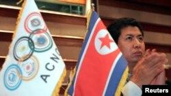 Kepala Komite Olimpiade Korea Utara, Son Kwang Ho (Foto: dok).