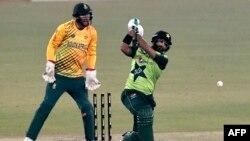 پاکستان نے جنوبی افریقہ کے خلاف تین میچز کی سیریز دو صفر سے اپنے نام کی ہے۔