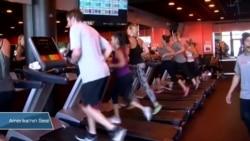 Bu Yeni Spor Salonu Gün Boyunca Kalori Yakımını Sağladıklarını İddia Ediyor