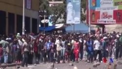 Madagascar: heurts violents pendant une manifestation (vidéo)