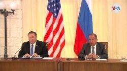 Pompeo no encuentra consenso sobre Venezuela en Rusia