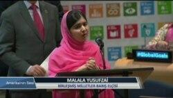 Malala BM'nin En Genç Barış Elçisi Oldu
