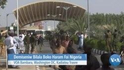 Nigeria Demisiniw Labilala Boko Haram Fai