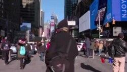 Bilindkirina Asta Ewlekariyê Li New Yorkê ji bo Şeva Sersalê