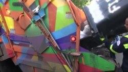 Камиони за отпад како уметнички дела