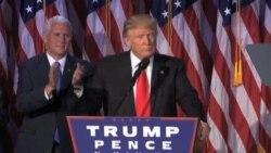 EE.UU. eligió tras singular campaña