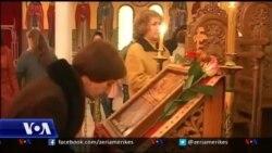 Krishtlindjet në Korçë