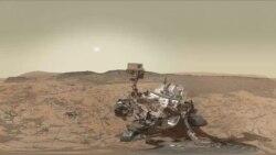 Nasa công bố hình ảnh mới nhất về sao Hoả