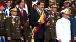 """ABŞ Milli Təhlükəsizlik müşaviri Venesuela prezidentinə qarşı """"sui-qəsd""""lə ABŞ-ın əlaqəsini rədd edib"""