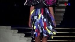 """Londonda """"Afrika Moda Həftəsi"""" keçirilib"""