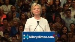 希拉里新书《何以致败》回顾2016年大选