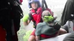 Спасувачките напори по поплавите во полн ек