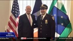 Një imam shqiptar, kapelan në policinë e Nju Jorkut