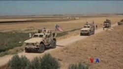 ဆီရီးယားက တပ္႐ုပ္သိမ္းမႈ သမၼတ Trump ေ၀ဘန္ခံေနရ