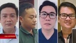 CPJ kêu gọi Việt Nam phóng thích nhóm Báo Sạch 'ngay lập tức'
