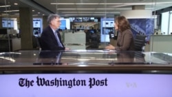 VOA Exclusive: Washington Post Editor Martin Baron Discusses Jason Rezaian's Release from Iran