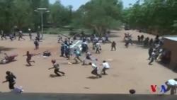Fermeture du campus de Niamey après des violences (vidéo)