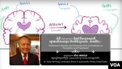 Hello VOA សុខភាព៖ ការធ្វើលំហាត់ប្រាណទាំងកាយសម្បទា និងខួរក្បាលអាចជួយបង្ការជំងឺ Alzheimer's និងជំងឺវង្វេងស្មារតី(Dementia)