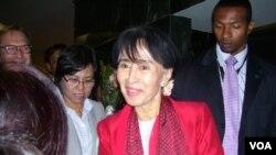 緬甸民主運動領導人昂山素姬