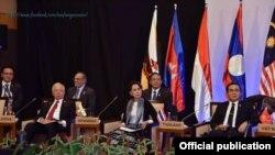 ၀န္ႀကီးTillerson ASEAN ႏိုင္ငံေတြနဲ႔ ဆက္ဆံေရး တုိးျမွင့္ေဆာင္ရြက္မည္