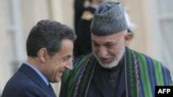 Sarkozi: Do të rifillojmë stërvitjen e trupave afgane