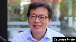 台灣清華大學客座教授、中亞學會秘書長侍建宇(照片提供:侍建宇)