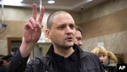 Сергій Удальцов (архівне фото)