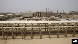 تأسیسات نفتی حوزه پارس جنوبی