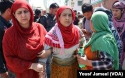 فہد کے خاندان کے افراد اس کی گھر واپسی کی اپیل کر رہے ہیں۔