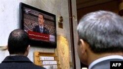 Սիրիայի նախագահի ելույթին հետևել են բողոքի ցույցեր
