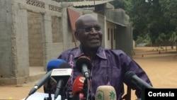 Ambrósio Lukoki, dirigente histórico do MPLA
