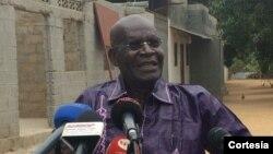 """24 de Nov 2017 AFS - Ambrósio Lukoki: """"Se José Eduardo fosse o candidato o MPLA perderia as eleições"""""""