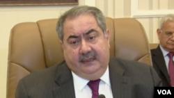 هۆشیار زێباری-ئهندامی مهكتهبی سیاسی پارتی دیموكراتی كوردستان