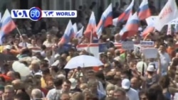 VOA國際60秒(粵語): 2012年6月13日