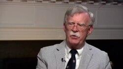႐ိုဟင္ဂ်ာအေရး အေမရိကန္မူ John Bolton မွတ္ခ်က္