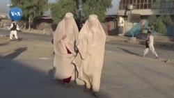 Afg'on ayollari zulmatga qaytishni istamaydi