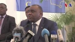 Bemba tient une conférence de presse (vidéo)