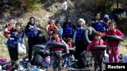 پناهجویان سوری - آرشیو