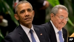 El presidente Barack Obama termina su visita a Cuba con un discurso al pueblo cubano y asistiendo a un juego de béisbol.