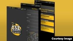Mobile App CZI