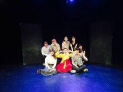 탈북민 구출 모금 연극 '북으로부터 온 편지'